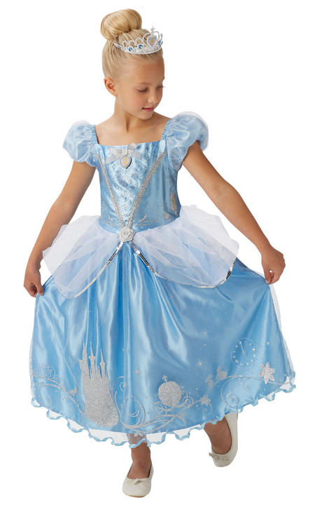 Storyteller Disney Cinderella Fancy Dress Costume Thumbnail 6