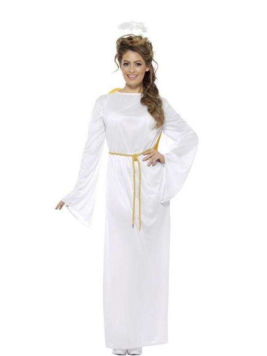 Angel Gabrie Adult Fancy Dressl Costume Thumbnail 1