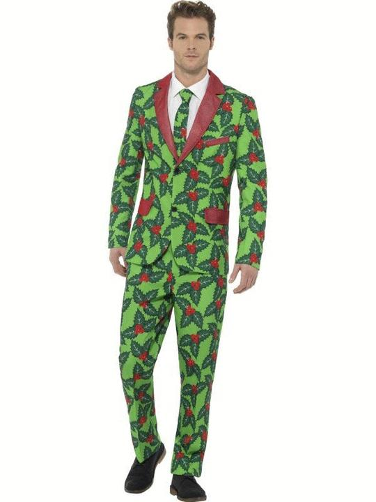 Holly Berry Suit Thumbnail 1