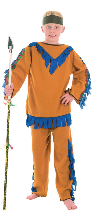 Indian Boy Costume Thumbnail 1