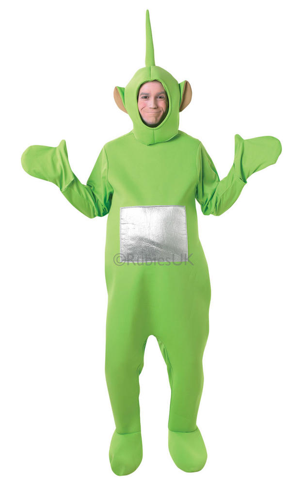 Dipsy Teletubbie Costume