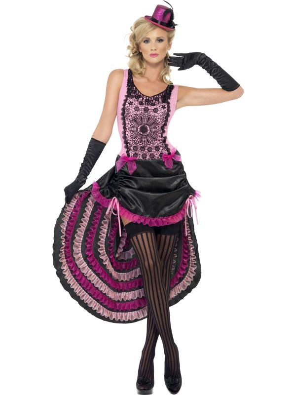 Burlesque Beauty Costume