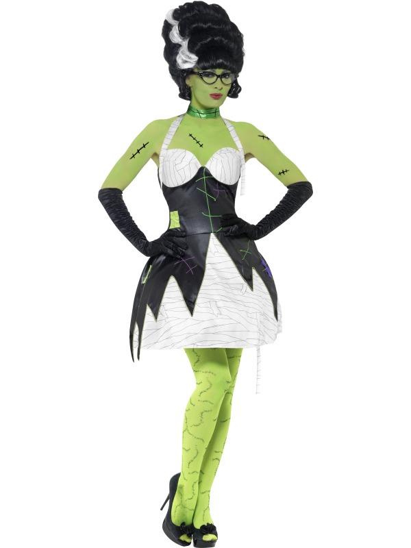 SALE Sexy Frankenstein's Bride Ladies Halloween Horror ...