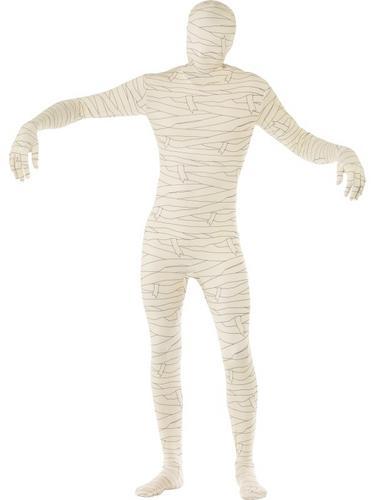Mummy Second Skin Costume Thumbnail 1