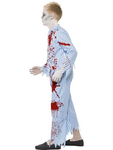 Zombie Pyjama Boy Costume Thumbnail 3
