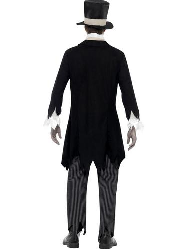 Till Death Do Us Part Zombie Groom Costume Thumbnail 2