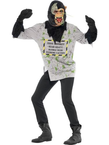 Mutant Monkey Costume Thumbnail 1