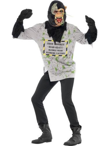 Mutant Monkey Costume Thumbnail 1