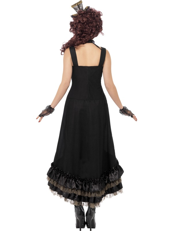 Adult-Sexy-Steam-Punk-Victorian-Vamp-Ladies-Halloween-Party-Fancy-Dress-Costume