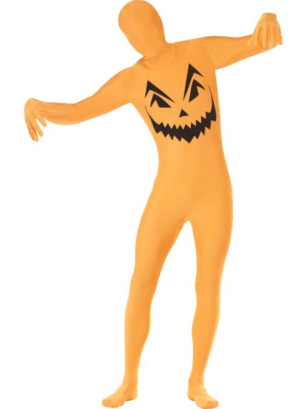 Pumpkin Second Skin Costume