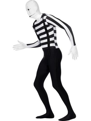 Mime Second Skin Costume Thumbnail 6