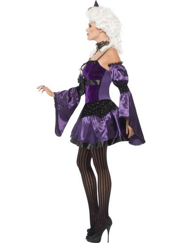 Witch Masquerade Costume Thumbnail 3