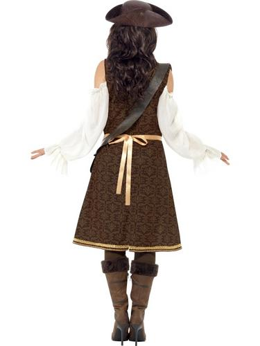 High Seas Pirate Wench Costume Thumbnail 2