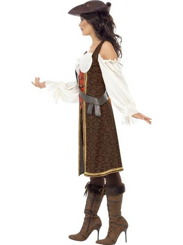 High Seas Pirate Wench Costume Thumbnail 3