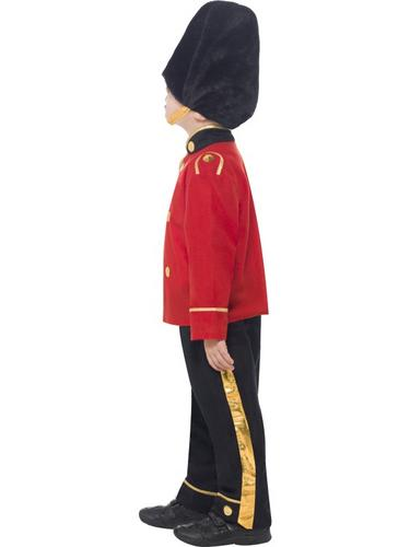 Kids Busby Guard Costume Thumbnail 3