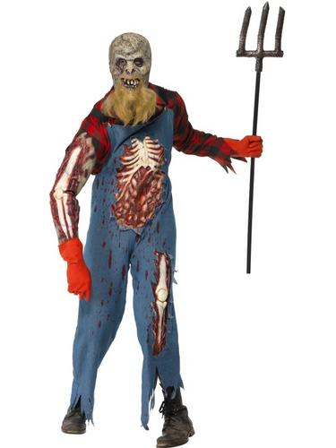 Hillbilly Zombie Costume Thumbnail 1
