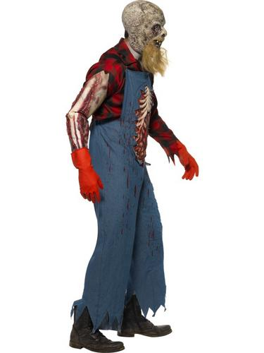 Hillbilly Zombie Costume Thumbnail 3