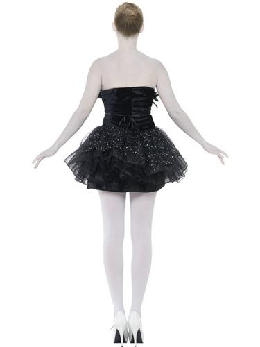 Gothic Swan Masquerade Costume Thumbnail 2