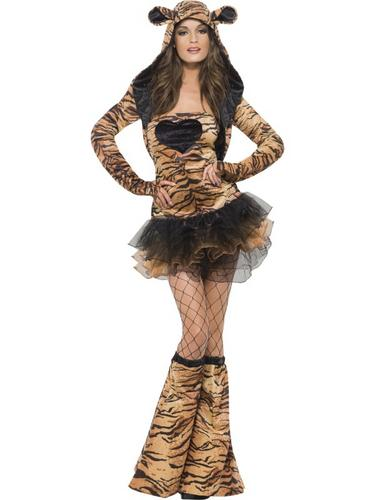 Fever Tiger Costume Thumbnail 2