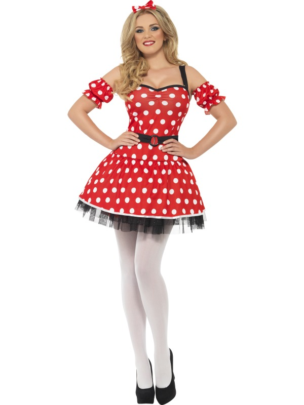 Fever Madame Mouse Costume