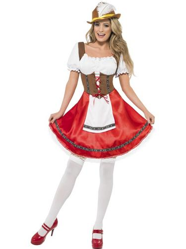 Bavarian Wench Costume Thumbnail 1