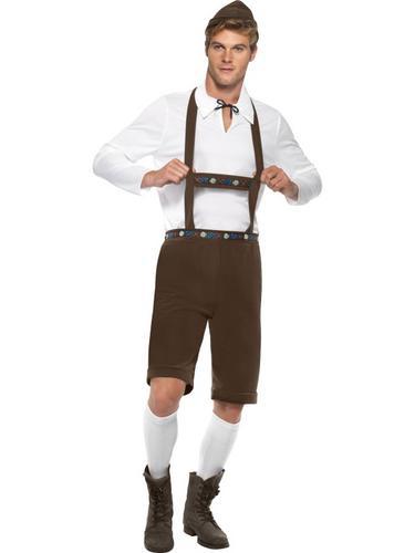Bavarian Man Costume Thumbnail 1