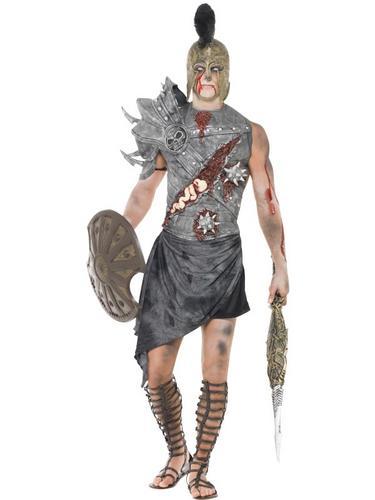 Zombie Gladiator Costume Thumbnail 1