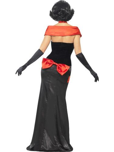 Glam Vampiress Costume Thumbnail 2
