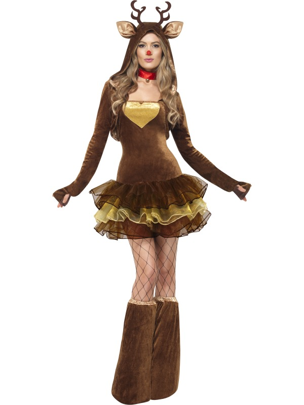 Fever Reindeer Costume