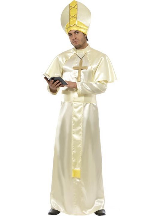Pope Costume Thumbnail 1