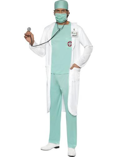 Doctor Costume Thumbnail 1