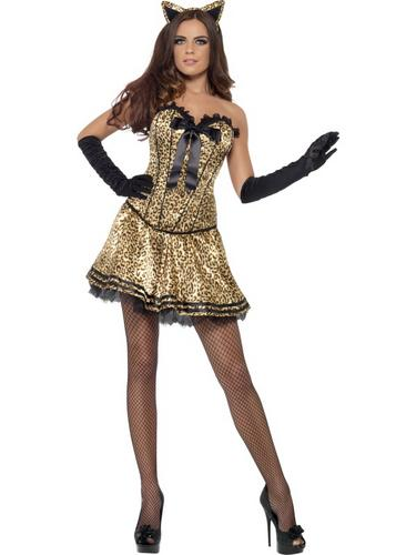 Fever Boutique Kitty Costume Thumbnail 2