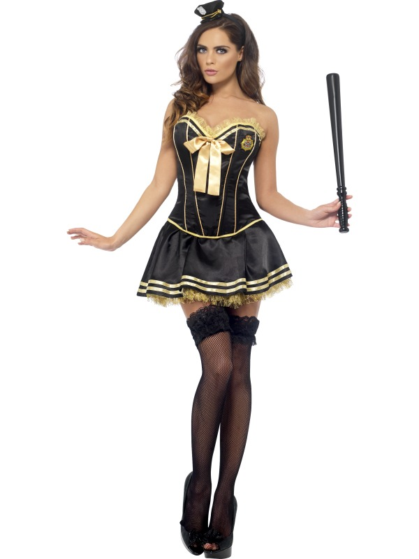 Fever Boutique Cop Costume