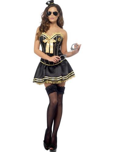 Fever Boutique Cop Costume Thumbnail 2