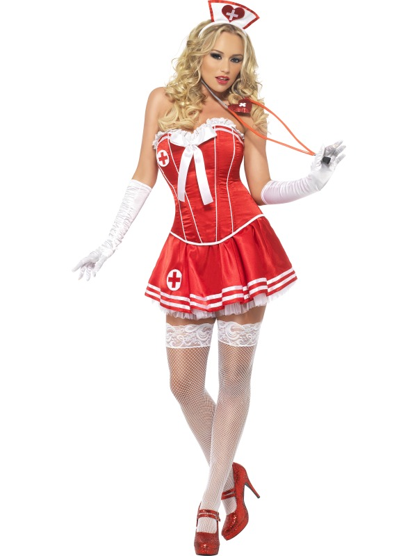 Fever Boutique Nurse Costume