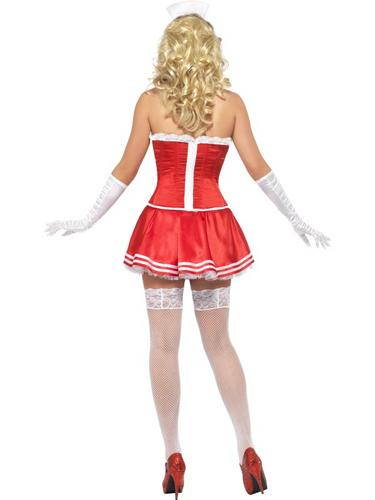 Fever Boutique Nurse Costume Thumbnail 3