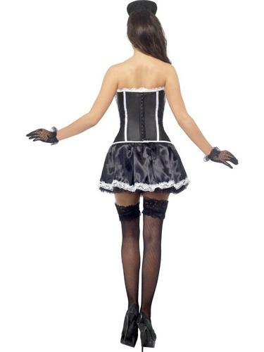 Fever French Maid Costume Thumbnail 3