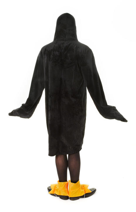 Men's Penguin Fancy Dress Costume Thumbnail 2