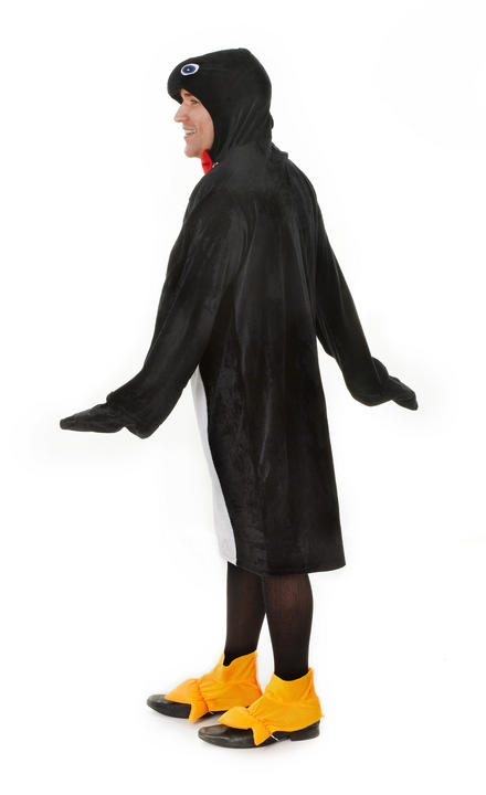 Men's Penguin Fancy Dress Costume Thumbnail 3