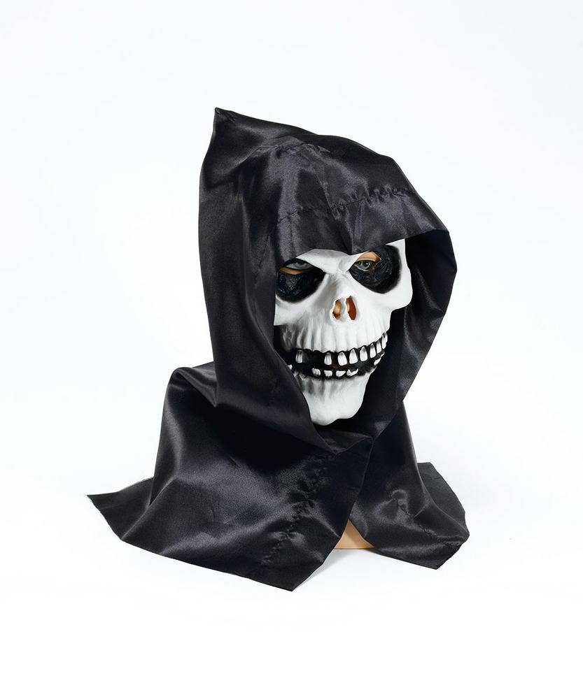 Skull Mask + Hood