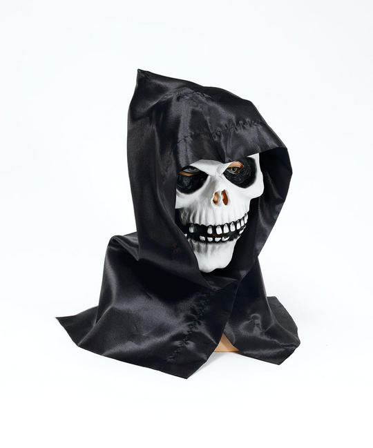Skull Mask + Hood Thumbnail 1