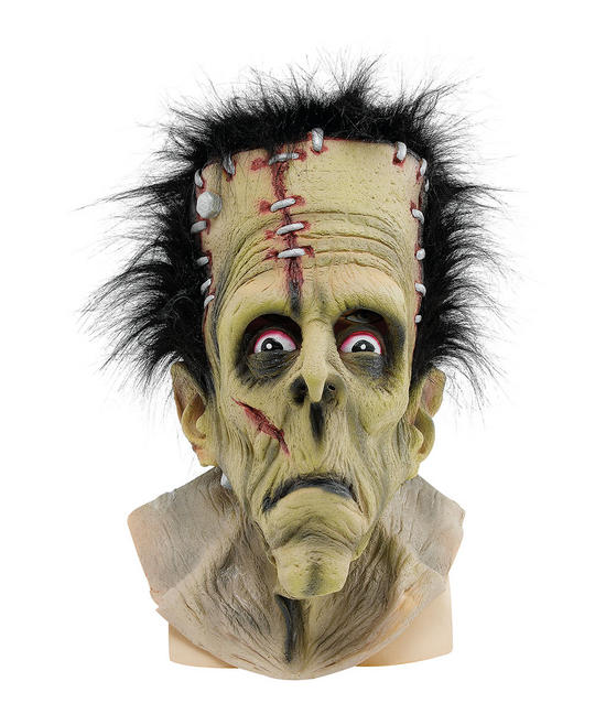 Frankenstein. Full Face Thumbnail 1