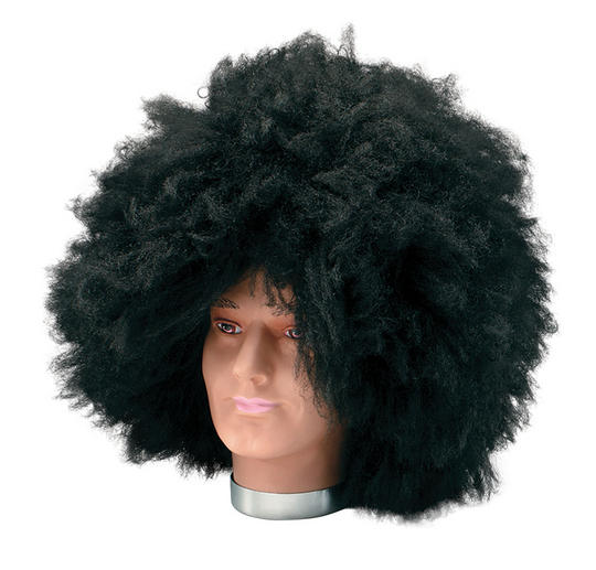 Jumbo Hendrix Afro Wig. Thumbnail 1