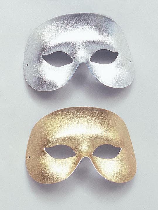 Gold Cocktail Eye Mask Thumbnail 1