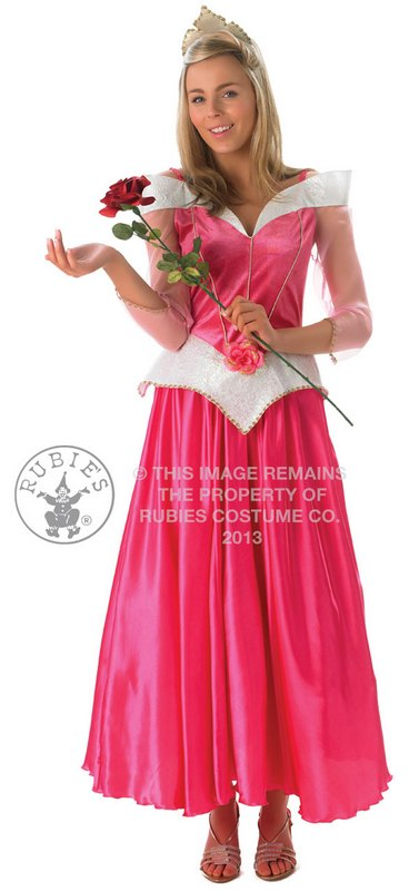 Sleeping Beauty Adult Costume