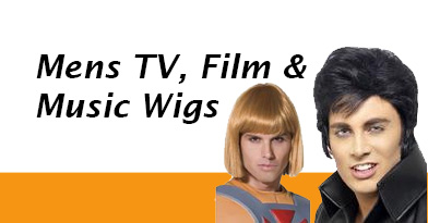 TV, Film and Music Wigs