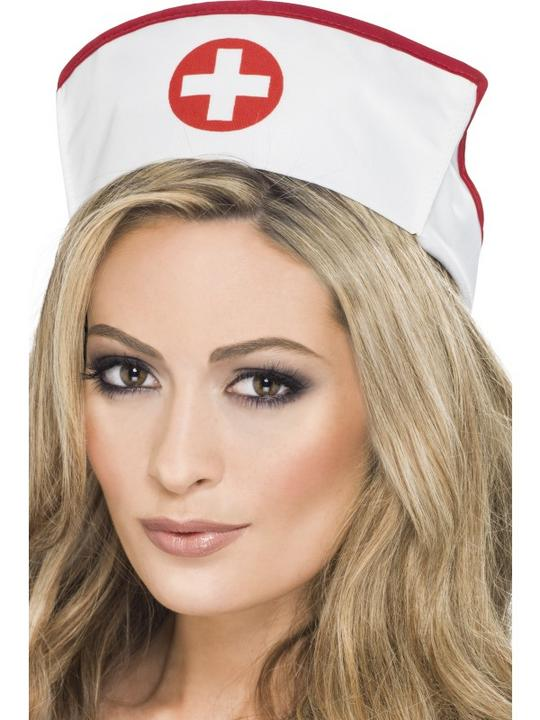 Nurses Fancy Dress Hat Thumbnail 2
