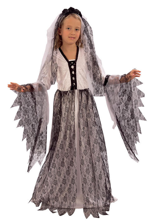 Childs Corpse Bride costume Thumbnail 1