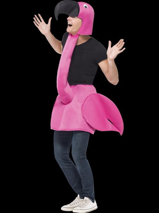 Flamingo Costume Thumbnail 1