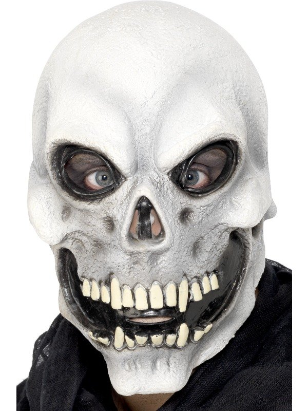 Overhead Skull Fancy Dress Mask